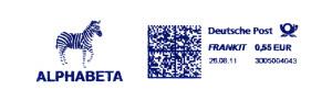 Frankiermaschine: Francotyp-Postalia, optimail FR-30