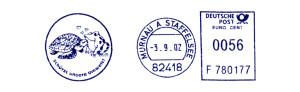 Frankiermaschine Francotyp-Postalia, T1000