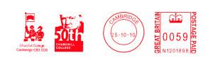Frankiermaschine Neopost, Serie IJ-65 / 75 / 80 / 90 / 110